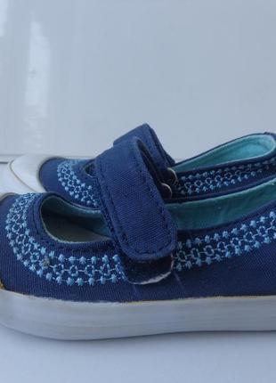 Туфли, тапочки vertbaudet