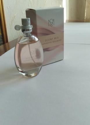 Духи avon scent mix romantic (30мл)-