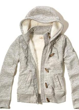 Hollister куртка-толстовка