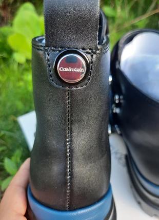 Ботинки calvin klein5 фото