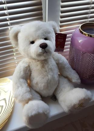 Плюшевый медвежонок от harrods original англия