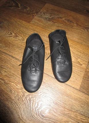 Степовки джазовки обувь для танца