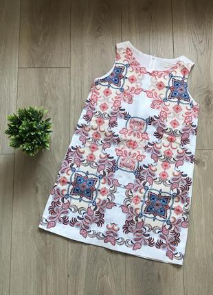Шикарне платтячко для дівчинки