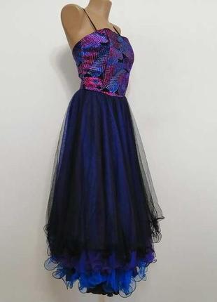 Платье вечернее, бальное, карнавальное, tina, germany, как новое!