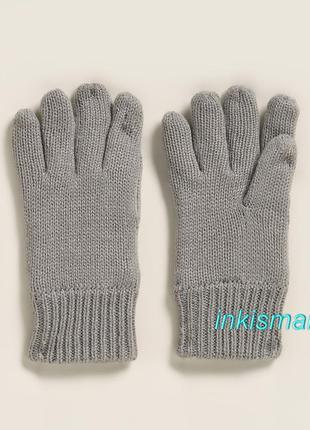 Теплые перчатки с thinsulate julie& judah 4-6 лет