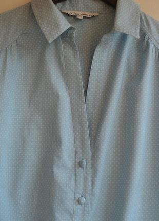 Супер красивая дизайнерская блузка рубашка
