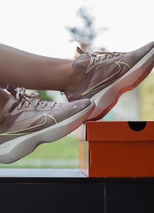 Женские кроссовки nike vista lite brown6 фото