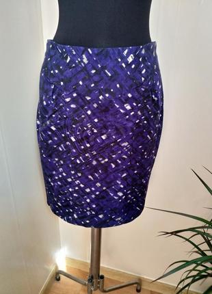 Классная яркая юбка
