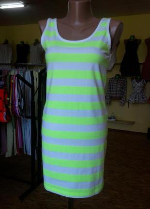 Платье женское короткое летнее