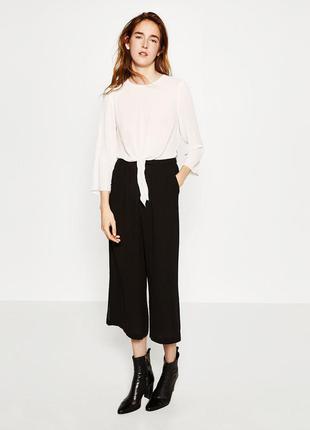 Стильный комбенизон ромпер брюки zara