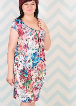 Платье р52-54
