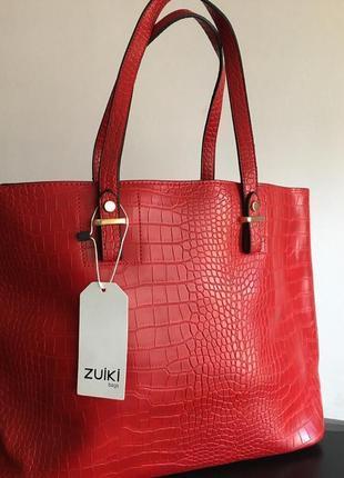 Італійської фірми zuiki сумка шопер