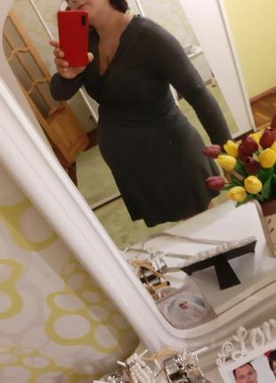Осеннее платье для беременных