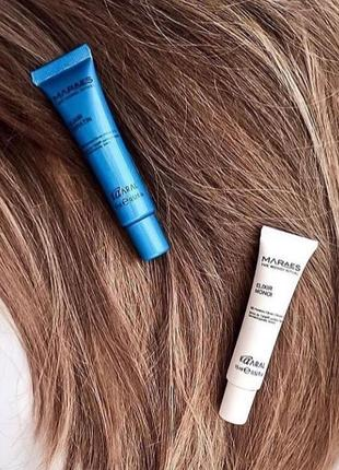 Эликсир для волос  kaaral maraes color nourishing doppio elixir, 12 шт