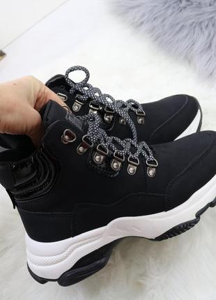Ботинки спортивного стиля