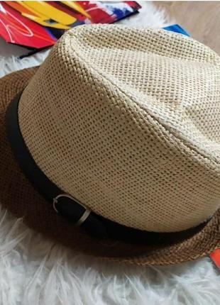 Стильная шляпа для юного джентельмена