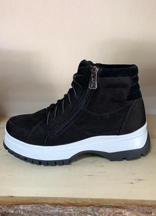Зимние ботинки р.37