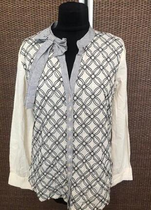 Красивая вышивная блуза от didi