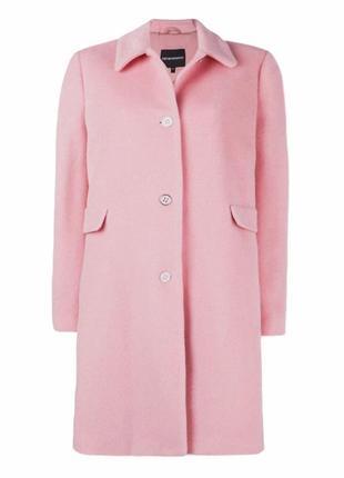 Очень женственное пальто emporio armani оригинал
