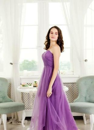 Вечерние нарядное платье