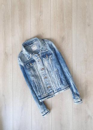 Стильная джинсовочка