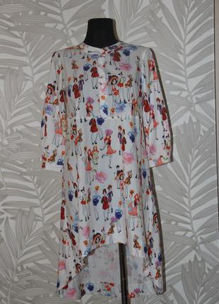 Блуза платье tell
