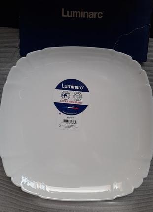 Тарелка d25 luminarc