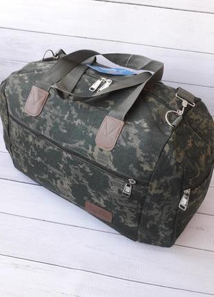 Небольшая мужская дорожная сумка
