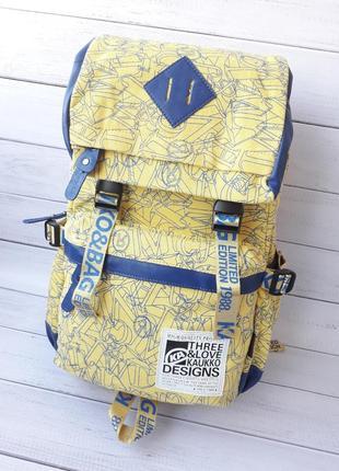 Небольшой походной рюкзак