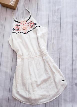 Платье лёгкое ,натуральная ткань