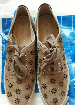 40-41 замшевые туфли