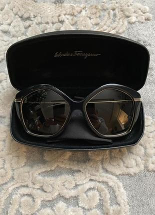 Оригинальные очки salvatore ferragamo