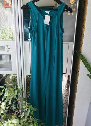 Платье в пол для беременной девушки