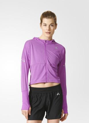 Куртка adidas women running ax7600 р- m,l,xl