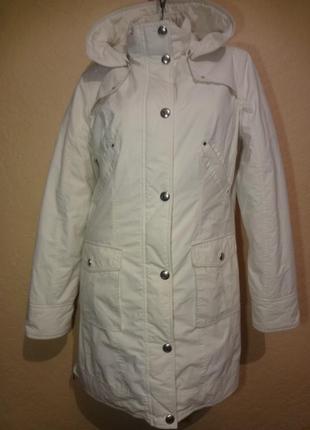 Демисезонная куртка canda c&a размер l
