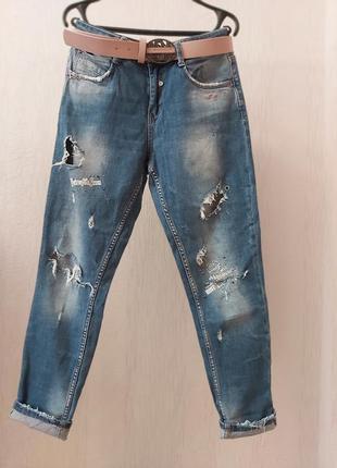 Рваные джинсы.турция.