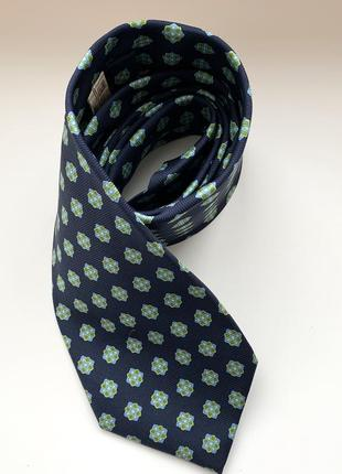 Davide cenci галстук шелк kiton
