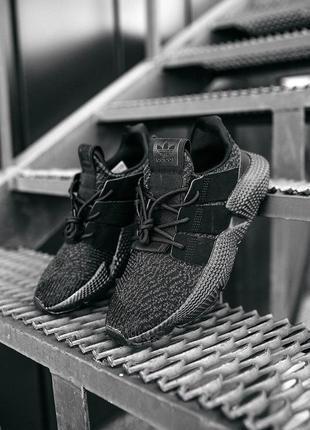 """👟 кеды мужские adidas prophere """"black"""" / наложенный платёж👟"""