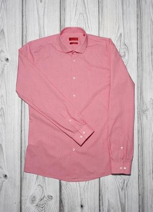 Сорочка hugo boss рубашка bogner розмір m
