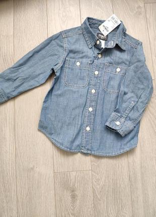 Рубашка oshkosh, сорочка