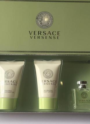 Versace versense туалетная вода 5 мл оригинал италия