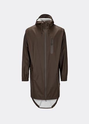 Дождевик - rains - parka (коричневый)