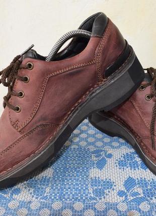 Туфли демисезонные original bufflox