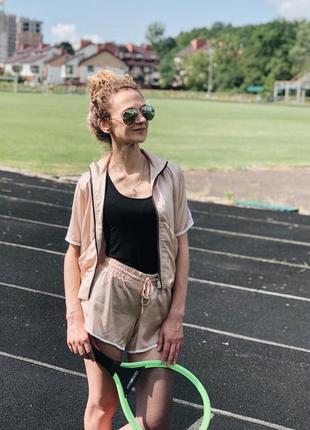 Летний спортивный костюм. последние размеры