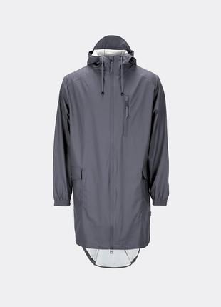 Дождевик - rains - parka (серый)