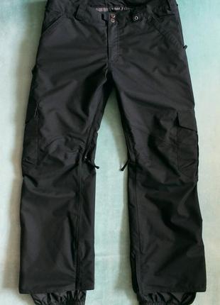 Burton® men's cargo sig fit pant 10.000/10/000 штаны лыжи/сноуборд бордические