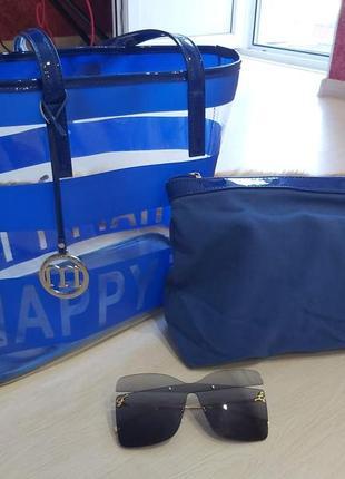 Фирменная силиконовая сумка