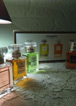 Женская парфюмерная вода chanel
