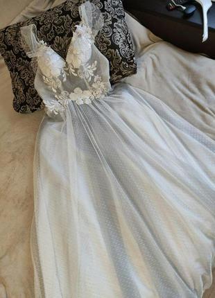 Платье нарядное,свадебное, выпускное