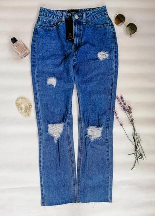 Клёвые, укороченные джинсы